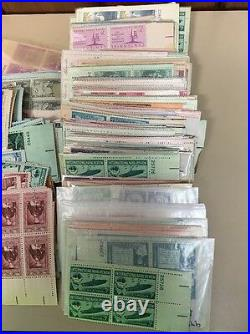 10,000 3¢ Mint Stamps Great Assortment Some Duplication. #700's-1100's