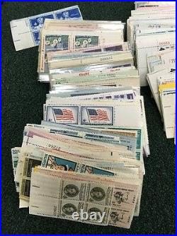 10,000 4¢ MINT STAMPS GREAT ASSORTMENT. The Stamps Will Be From The 1960's