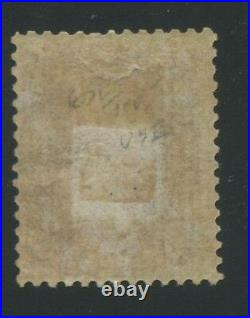 1861 US #65b A25 3c Mint Laid Paper Variety Catalogue Value $8000+ Certified