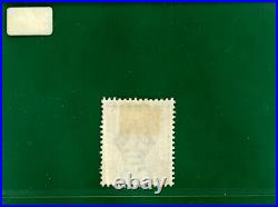 GAMBIA KEVII SG. 61a 1905 3d Variety DENTED FRAME (1905) Mint MM c£325+ BLACK400