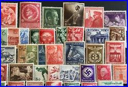 Germany 3rd Reich Assortment, Lot, Collection of high Quality MNH CV $800+
