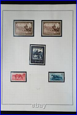 Germany Early 1940s to 1960s Variety Stamp Lot Collection