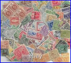 KGV MINT UNHINGED & HINGED Collection of 500+ Stamps Good variety & condition