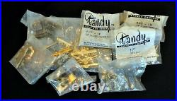 Lot Of 42 Craftool Stamps And 4 Basic Tool Stamps With Assorted Accessories