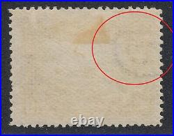 Newfoundland # 100a Mint Hinged Very Fine Watermarked Variety