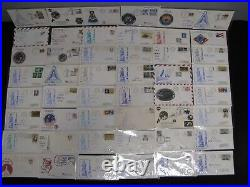 Phenominal Space Lot 500 Diverse Variety Many In Plastic Sleeves Free Shipping