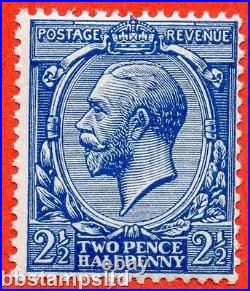SG. 371a. Variety N21 (5). 2½d deep bright blue. A super UNMOUNTED MINT example