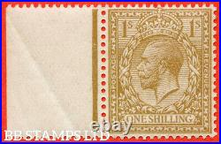 SG. 395 variety N32 (6). 1/- Fawn-Brown. A super UNMOUNTED MINT left hand B56845