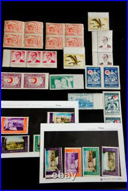 Turkey 50x + Stamps mint Errors with variety of most Early Issues