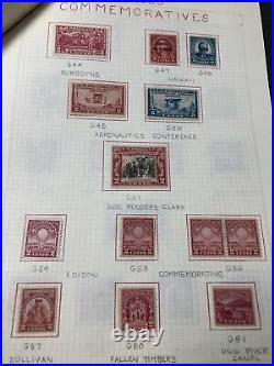 US Stamps Collection Beautiful Assortment Of Mint & Used High Cat. Value $1000+