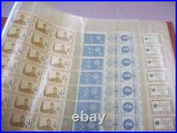 Vintage Lot Of Assorted Stamps. 1,280 Stamps Total